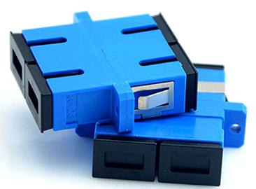 Fiber optic coupler fiber connector adaptador sc/lc sm mm Optic Adapter fiber optic fast connector