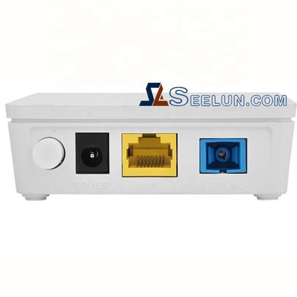 Huawei HG8010H FTTH is a Gpon optical Terminal Unit with 1GE Lan port English Version