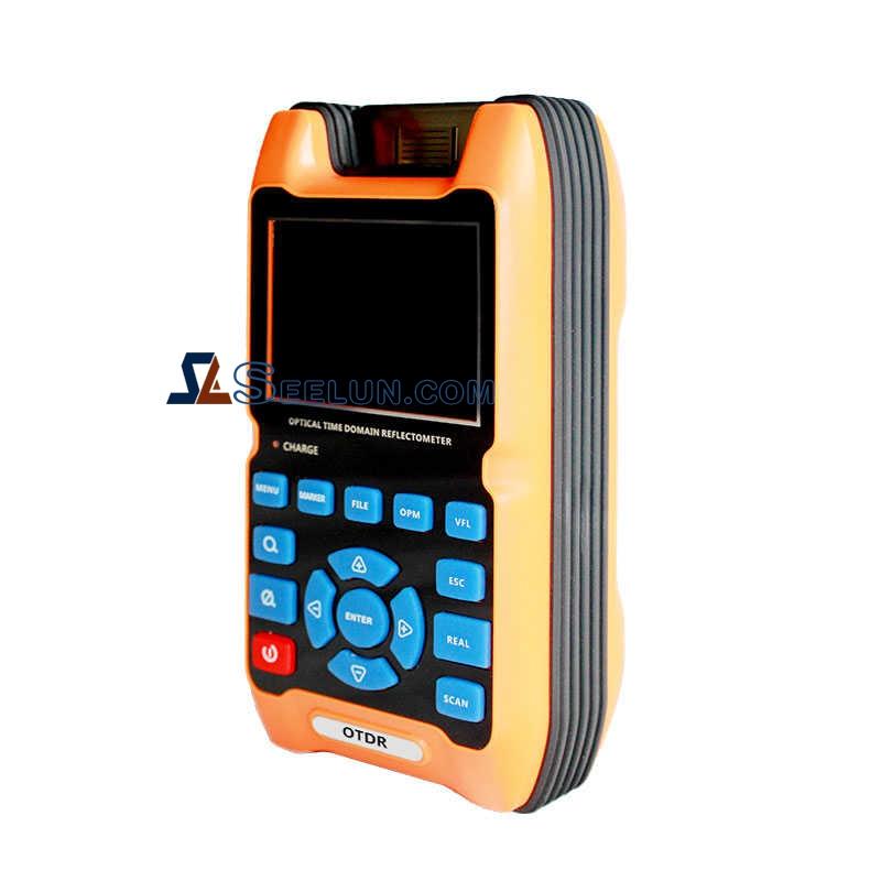 Handheld fiber test Instruments OTDR ZS1000-A Machine Single Mode Mini Tester Portable