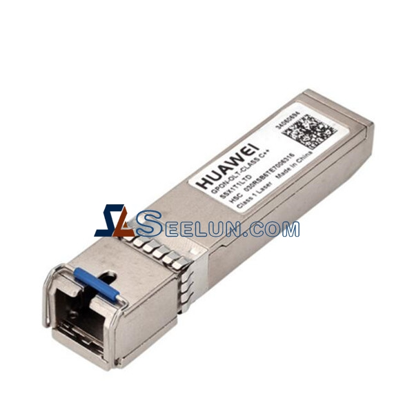 Huawei SFP GPON OLT B+ is used with Huawei OLT Gpon Service Board like GPFD GPBD GPBH GPBH etc