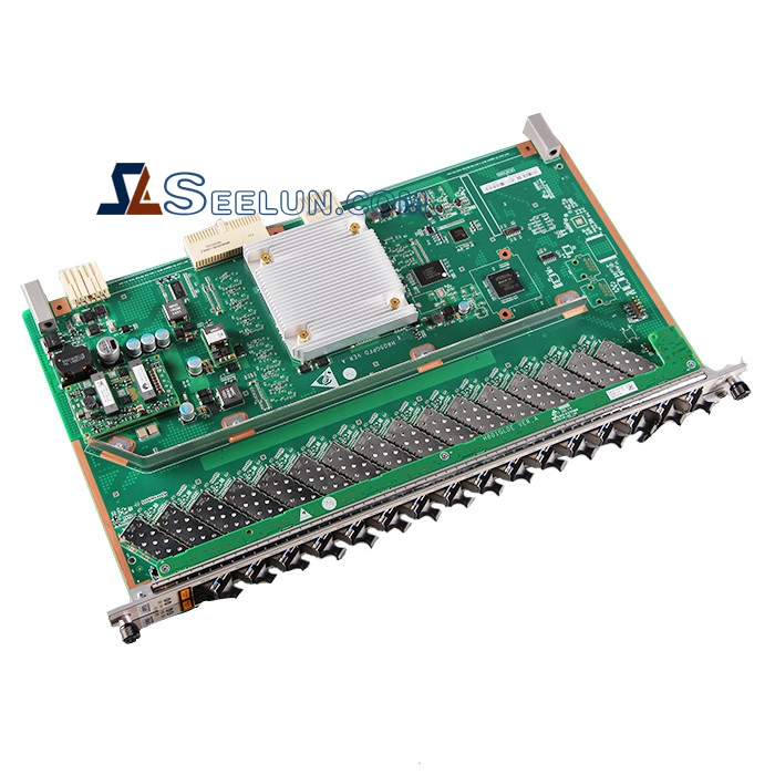 Huawei GPFD H803GPFD H805GPFD16-port GPON OLT Interface Board for MA5600T GPHF  GPSF C+ C++