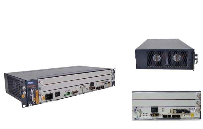 OLT GPON C320 1G/10G AC/DC with 8/16 ports service board GTGH GTGO with C+/C++ module