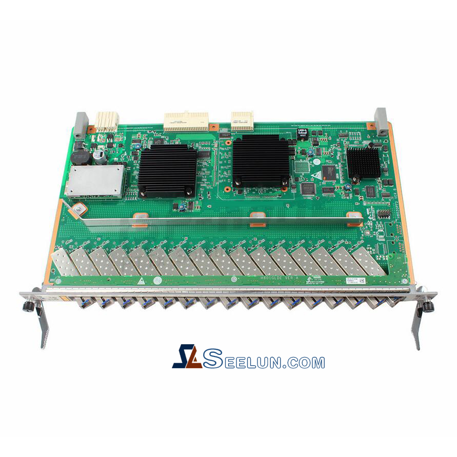 Original Huawei Ftth 16ports GPON Service Card Business Pon Board GPFD with class c+ c++ modules for OLT ma5683t