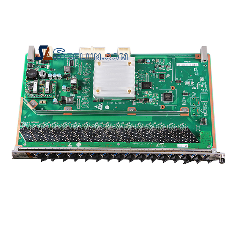 Huawei Ftth 16 ports GPON Service Card Pon Board GPFD with class c+ c++ modules for OLT ma5608T